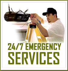 Spring Hill Garage Door 24 hours emergency services