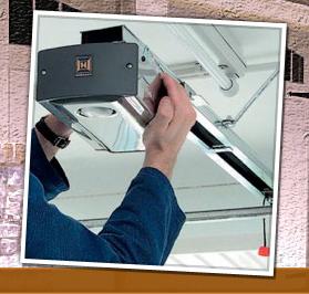 Spring Hill Garage Door  opener services